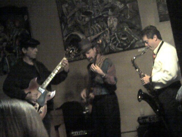 a little saturday night jazz